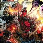 Deadpool Comics wallpapers