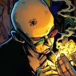 Transmetropolitan Comics background