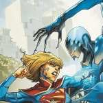 Supergirl Comics wallpaper