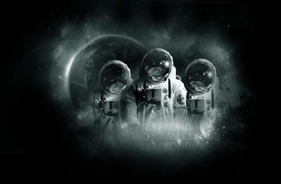 Astronaut Sci Fi wallpapers hd quality