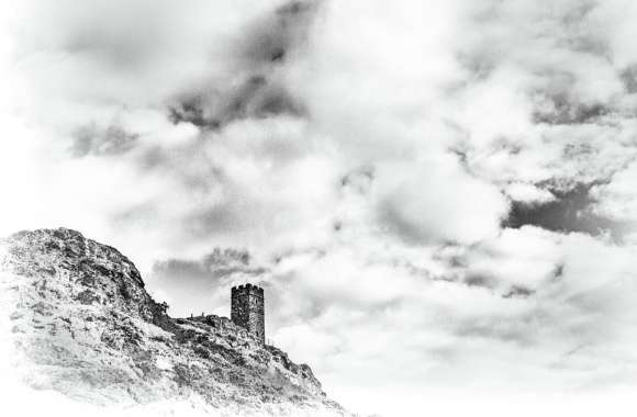 Brentor Church wallpapers hd quality
