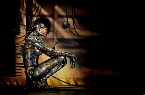 Cyborg Sci Fi wallpapers hd quality