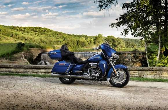 Harley-Davidson Electra Glide Ultra Classic wallpapers hd quality