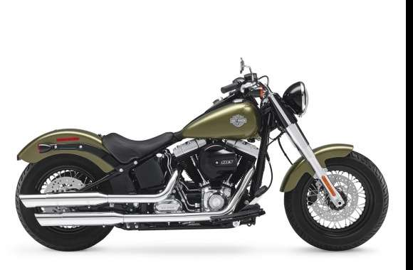 Harley-Davidson Softail Slim wallpapers hd quality