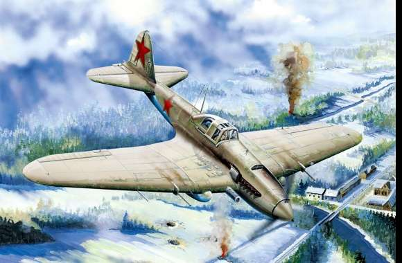 Ilyushin Il-2 wallpapers hd quality