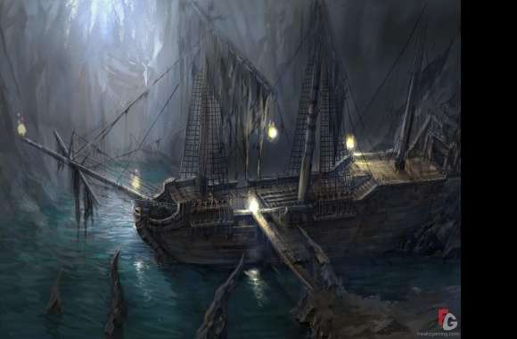 Pirate Fantasy wallpapers hd quality
