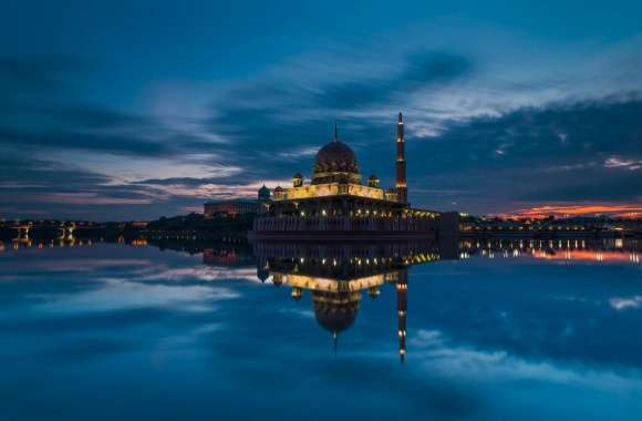 Putra Mosque wallpapers hd quality