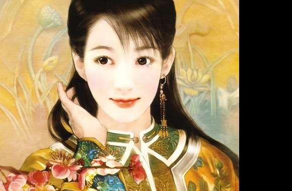 The Ancient Chinese Beauty