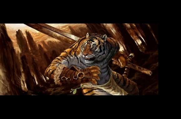 Tiger Fantasy wallpapers hd quality