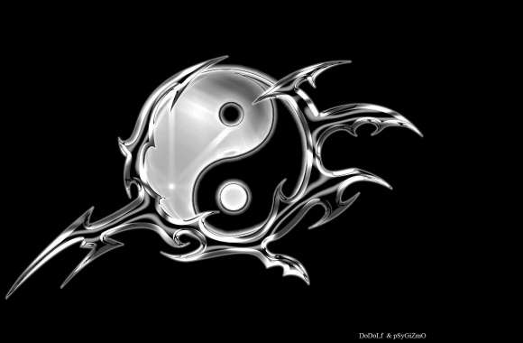 Yin and Yang wallpapers hd quality