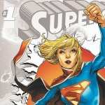Supergirl Comics high quality wallpapers