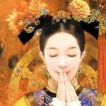 The Ancient Chinese Beauty widescreen