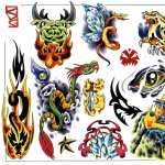Tattoo Artistic high definition photo