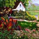 Spring Artistic hd pics