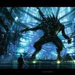 Robot Sci Fi high quality wallpapers