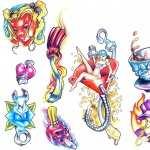 Tattoo Artistic full hd