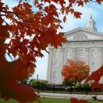 Nauvoo Temple high quality wallpapers