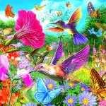 Spring Artistic new wallpaper