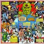 2000 AD wallpapers for iphone