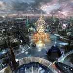 Fantasy Sci Fi desktop wallpaper