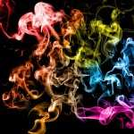 Smoke Abstract photo