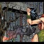 Poison Ivy hd wallpaper