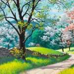Spring Artistic free wallpapers