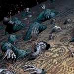 Caliban Comics desktop