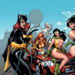 Gotham City Sirens new wallpapers