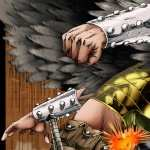 Hawkgirl Comics background