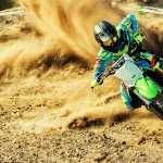 Kawasaki KX high definition photo