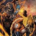 Larfleeze Comics pic
