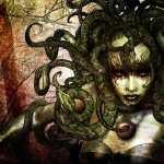 Medusa Fantasy download wallpaper