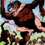 Tarzan Comics free wallpapers