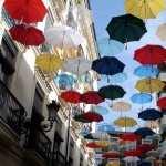 Umbrella Photography background