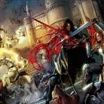 Witchblade Comics high definition wallpapers