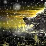 Wolf Fantasy high definition photo