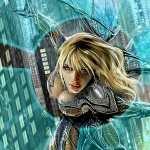 Witchblade Comics hd wallpaper