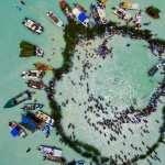 Aerial Photography desktop wallpaper