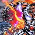 Cyborg Comics free
