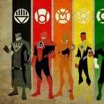 Lantern Corps hd wallpaper