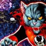 Red Lantern Corps widescreen