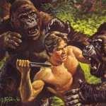 Tarzan Comics desktop wallpaper
