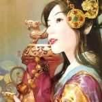 The Ancient Chinese Beauty wallpapers for iphone