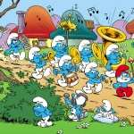 The Smurfs free wallpapers