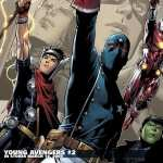 Young Avengers free wallpapers