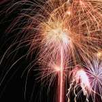 Fireworks Photography background