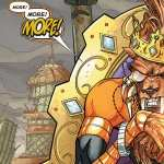 Larfleeze Comics photos