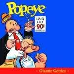 Popeye Comics background
