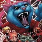 Red Lantern Corps free wallpapers